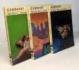 3 romans: La Petite Fille à la fenêtre + Mortimer!... comment osez-vous? + Félicité de la croix rousse. Exbrayat Charles