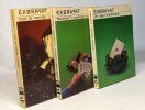 3 livres: Un coeur d'artichaut + Mortimer!... comment osez-vous? + Tout le monde l'aimait. Exbrayat Charles