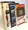 Londres 2010 + Grande Bretagne: guide voir + Edimbourg: guide de poche -- 3 livres. Collectif