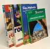 Barcelone 2010 + Portugal (le routard 2005) + Grenade et Màlaga (le guide vert michelin)+ Fès Meknès (géoguide) - 4 livre guide méditerranée. ...