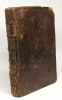 Recueil de pièce en prose et en vers prononcées dans l'affemblée publique tenüe à Montauban  dans le Palais Epifcopal  le 25 Août 1742. Collectif