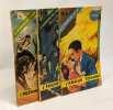 """3 romans collection """"Le Roman du jour"""": L'enlèvement de l'Outsider + L'énigme de Sumatra + L'amour Tzigane. Collectif"""