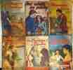 10 livres collection Le livre favori: Ce fût mon premier amour + l'envoûtement + Rivaux pour elle + mon pauvre bonheur + malgré tout il l'aimait + ...