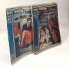 2 livres Mon Roman: L'aventure de Francis Laury + L'enfant aux trois mères. Breton Sacha Yan