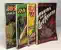 4 livres coll. Noire et Rose: Meurtre sur la côte d'argent + et ces dollars Victor? + Sang d'or + du sang sur le bitume. Flanigham Lebas Grival Du ...