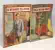 """5 livres collection """"le petit livre"""": la revanche de l'amour + folle de son corps + un coeur chancelle + la tendre rançon + l'extravagant voyage. ..."""