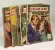 """5 livres collection """"le petit livre"""": vengeance posthume + à travers les orages + coeurs naufragés + rien qu'avec vous + le messager d'amour. ..."""