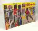 """5 livres collection """"allo police"""": emballage sur commande; un quatrième dans le bain; Paterson les préfère chauds; tiens-toi à carreau Paterson; Ca va ..."""