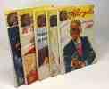 """5 livres collection """"allo police"""": du fini main; mettez les bout; y'a du fric sul'fauteuil!; que faut-il faire?; casse pas tout; Jim. Collectif"""