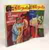 """5 livres collection """"allo police"""": le niakoué est amoureux; mets ton nez dans le pétrin; envoyez la fumée; jupons sur le gril; des mégots pour Al ..."""