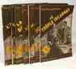 """7 livres """"Mon Roman policier"""": l'autobus fantôme; l'homme du Nebraska; la perle... deux fois; le donjon du corbeau; le serpent de lumière; le dernier ..."""