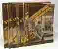 """7 livres """"Mon Roman policier"""": simple détail; cargaison secrète; les roses qui tuent; le noël du père trimard; feu  s'il vous plait!; la mort au bois ..."""