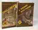 """7 livres """"Mon Roman policier"""": un drame dans le monde; l'énigme des clés d'or; choc en retour; l'homme nocturne; bravo  m'sieur sanders  ligne de tir; ..."""
