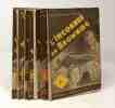 """7 livres """"Mon Roman policier"""": l'inconnue au Browning; meurtre aux studios; l'homme aux aquariums; à l'ombre du crime; cinq heures  rue pigalle; trois ..."""