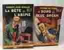 7 livres Collection le verrou: 71-72-74-76-77-78-79: à chauque jour suffit son meurtre  à bord du blue dream  la bête de l'abime  pan... dans le ...