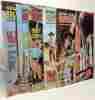 Star-Ciné Bravoure 5 numéros de 1967: n°124 Février + n°125 Mars + n°130 août + n°132 Octobre + n°133 Novembre. Collectif