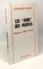 "Les ""amis"" des peuples. Moha Edouard"