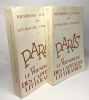 Recherches actuelles en littérature comparée III --- Paris et les phénomènes des capitales littéraires - TOME UN et DEUX. Centre De Recherche En ...