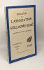 Bulletin de l'association Guillaume Budé (revue de culture générale) quatrième série numéro 2 Juin 1969. Collectif