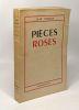 Pièces roses. Anouilh Jean