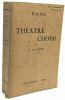 Théatre choisi de Racine - 22e edition. Bidois G. Le
