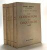 La lumière des juste presque complet 4 volumes 1.les compagnons du coqulicot 2.la barynia 3.la gloire des vaincus 4.les dames de sbérie. Troyat Henri