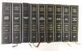 Lots des chefs d'oeuvres de la littérature d'action (27 romans en 9 volumes). Collectif Hadley Chase Rank  Dard  Bruce Gardner Page Cheyney  Viliers ...