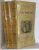 Les martyrs ( 3 vols). Chateaubriand