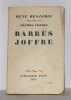 Grandes figures  barrès joffre. Benjamin René