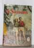 4 saisons été 1951 revue pratique de la femme chez elle.