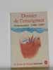 Dossier de l'enseignant nouveauté 1986-1987.