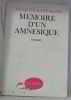 Mémoire d'un amnesique. Lanzmann Jacques