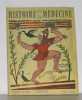 Histoire de la médecine n°3 mars 1960.