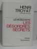 Le moscovite les désordres secrets. Troyat Henri