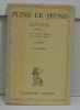Lettres . Pline Le Jeune . Livres I a V. Sicard C