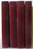 Dictionnaire Universel des Noms Propres volumes 1 à 4. Robert Paul