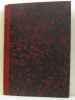 L'ouvrier journal illlustré paraissant tout les samedis 1893-94. Gautier Henri