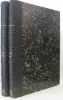 L'illustration tome CXXXI et tome CXXXII (1er et 2e semestre 1908). Collectif