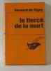 Le tiercé de la mort. Fligny Bernard De