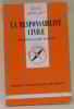 La Responsabilité civile. Rassat  Michèle-Laure