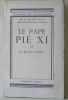 Le pape Pie XI et les hérésies sociales. Gillet M.S
