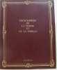Encyclopédie de la femme et de la famille tome III. R. Verbeeck-la Porte