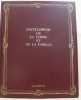 Encyclopédie de la femme et de la famille tome XI. R. Verbeeck-la Porte