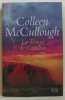 Le temps de l'amour. Mccullough Colleen