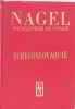 Nagel Encyclopédie de Voyage Tchécoslovaquie. Collectif