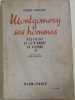 Montgomery et ses hommes. Histoire de la 8ème Armée en Afrique. Mc Millan Richard