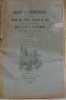 Société des lettres sciences et arts de la lozère : 1er et 2e semestres 1947. Collectif