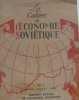 Les cahiers de l'économie soviétique n°4 avril-juillet 1946. Collectif