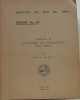 Instituto del mar del peru : informe n°38 : addenda al catalogo de crustaceos del peru. Del Solar C. Enrique M