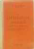 La littérature anglaise par les textes. Guibillon G
